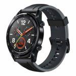 Huawei Watch GT Sport – Reloj (HUAWEI TruSleep, GPS, monitoreo del ritmo cardiaco), Negro