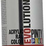 Nvs – Pintura spray acril. 270cc.Negro mate 9005/249