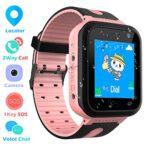 Smartwatch IP67 Impermeable para niños con GPS rastreadores Relojes Inteligentes