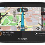 TomTom GO 520 – Navegador 5 pulgadas, llamadas manos libres, Siri y Google Now