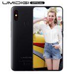 UMIDIGI F1 Smartphone Libres Android 9.0 Teléfono Inteligente Dual SIM 6.3″ FHD negro