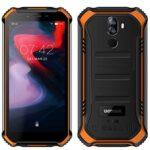 【2019】DOOGEE S40 (3GB+32GB) 4G Android 9.0 Sólido Móvil Libre Robusto – 5.5» HD naranja