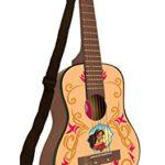 Elena de Avalor- Disney Guitarra Clásica De 6 Cuerdas, 78 cm Largo, Material de Madera