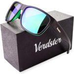 Verdster Gafas de sol Polarizadas TourDePro Para Hombres – Lentes Espejados