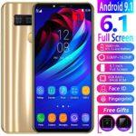 Garsent 3G MóViles Y Smartphones Libres,6.1 Pulgadas Pantalla Completa con Pantalla HD