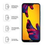 Huawei P20 Lite 64 GB/4 GB Dual SIM Smartphone – Midnight Black (West European Version)