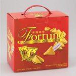 Jardín chino Fortune Cookies Caja de regalo (30 envuelto individualmente) 210g