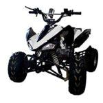 KENROD Quad Gasolina Quad Gasolina para Adultos Moto Quad 125CC Color Blanco