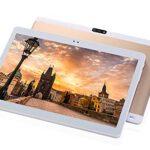 TXVSO 10.1 Pulgadas Tablet PC Phablet, Google Android 4.4, Ranura Dual SIM Desbloqueada 3G