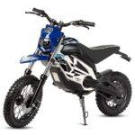 VIRTUE Moto electrica Potente Motocross Cross bateria 1000w 36v niños niñas